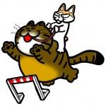 オリンピック年『ガンバレ日本』