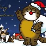 「メリークリスマス」